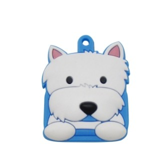 Capa de chave West Highland Terrier