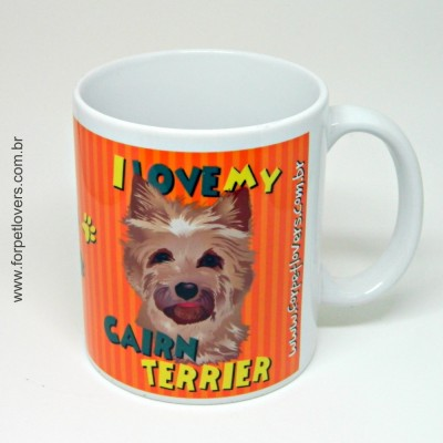 Caneca Cairn Terrier