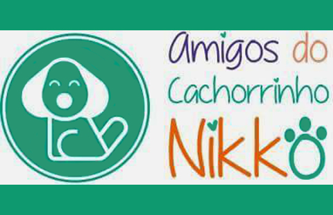 Banner Amigos do Cachorrinho Nikko
